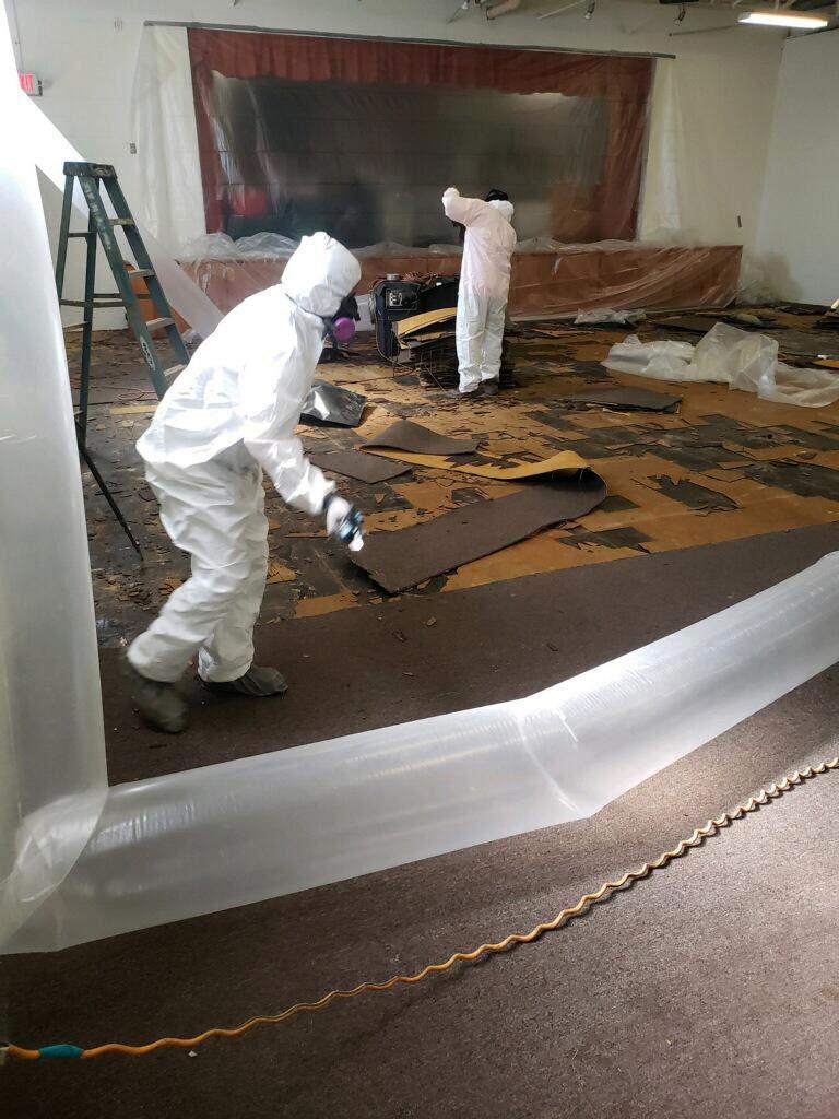 Asbestos Le Removal In Atlanta Ga